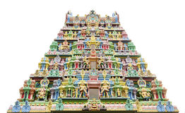 Sri Krishnan Temple Front Door Royalty Free Stock Image