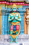 Sri Krishnan Temple Royalty Free Stock Photos