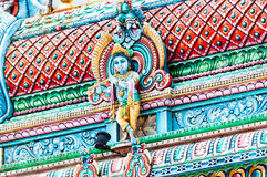 Sri Krishnan Temple Royalty Free Stock Image
