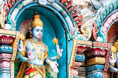Sri Krishnan Temple Royalty Free Stock Photography