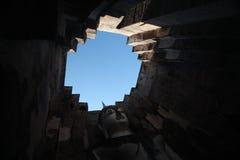 Sri-Kumpeltempel, Sukhothai, Thailand Lizenzfreies Stockbild