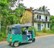 Sri Lanka ö 002 Arkivbilder
