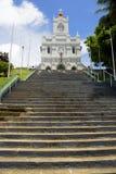 sri lanka зачатия церков безукоризненное стоковое изображение