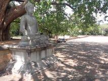 Sri Lanka Anuradapura para o curso fotografia de stock