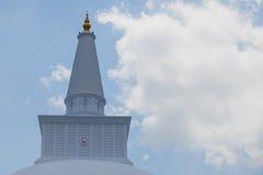 Sri Lanka, Anuradhapura - Ruwanwelisaya Stock Photos