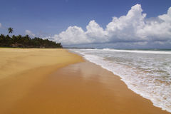 Sri Lanka: Beach Royalty Free Stock Images