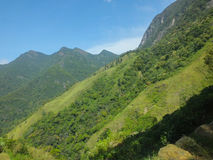 Sri Lanka Beutifull område Royaltyfria Bilder
