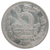Sri Lanka coin Stock Images