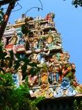 Sri Lanka Colombo tempel Royaltyfria Bilder