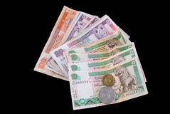 Sri Lanka Currency Stock Photos