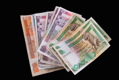 Sri Lanka Currency Stock Images