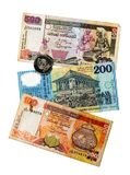 Sri Lanka Currency and Coinage Royalty Free Stock Image