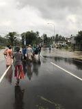 Sri Lanka de descoloramiento Foto de archivo libre de regalías