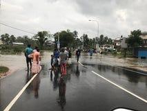 Sri Lanka de desvanecimento Imagem de Stock Royalty Free