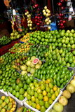Sri Lanka Fruit. Sri Lanka, a country with tropical and warm climate, produces many different fruits.  A plentiful harvest of mango, grapefruit can be found at Royalty Free Stock Photos