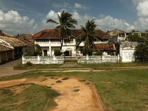 Sri Lanka - Galle town Royalty Free Stock Images