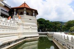 Sri Lanka. Het centrale deel. Kandy. Stock Afbeeldingen