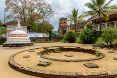Sri Lanka. La partición central Kandy foto de archivo