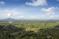 Sri Lanka landscape Royalty Free Stock Image
