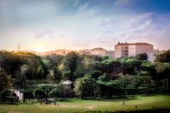Sri Lanka-Landschaft Stockfotos