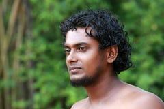 Sri Lanka the man royalty free stock photo