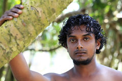 Sri Lanka man stock photos