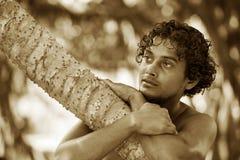 Sri Lanka the man royalty free stock photography