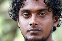 Sri Lanka the man Stock Photography