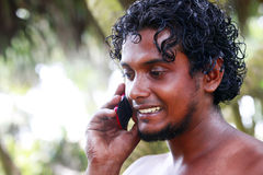 Sri Lanka the man Stock Images