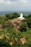 Sri Lanka, Mihintale Buddhist pilgrimage site Stock Images
