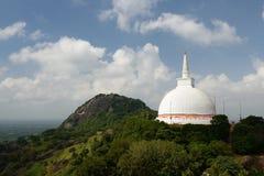 Sri Lanka, Mihintale Buddhist pilgrimage site Royalty Free Stock Photos