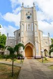 Sri Lanka. Negombo. Imagenes de archivo