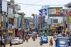 Sri Lanka Negombo Cityscape stock images