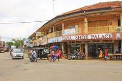 Sri Lanka Negombo Cityscape royalty free stock image