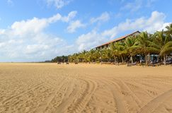 Sri Lanka. Negombo. Royalty Free Stock Photos