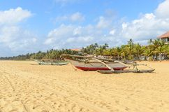 Sri Lanka. Negombo. Stock Photo