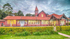 Sri Lanka, Nuwara Eliya: colonial British post office Stock Photo