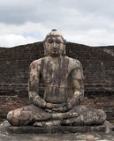 Sri-Lanka - Polonnaruwa - watadage Royalty Free Stock Image