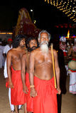 Sri Lanka que perfoming a dança tradicional Imagem de Stock