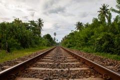 Sri Lanka Railroad Stock Images