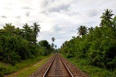 Sri Lanka Railroad Stock Photos