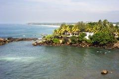 Sri Lanka resort Royalty Free Stock Photography