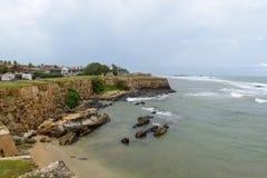 Sri Lanka, South Coast. Royalty Free Stock Photo