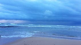 Sri Lanka strand royaltyfria bilder