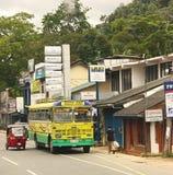 Sri Lanka, streetlife Royalty Free Stock Photography