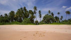 Sri Lanka - Tangalle Royaltyfri Fotografi