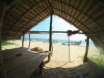 Sri Lanka - Tangalle Arkivfoto