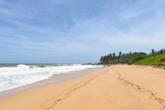 Sri Lanka. West Coast Stock Photos