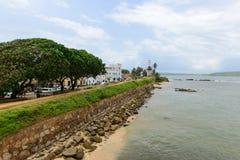 Sri Lanka, Zuidenkust. Stock Foto's