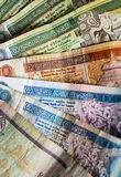 Sri Lankan banknotes Stock Photos